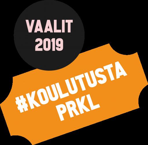 logo vaalit2019